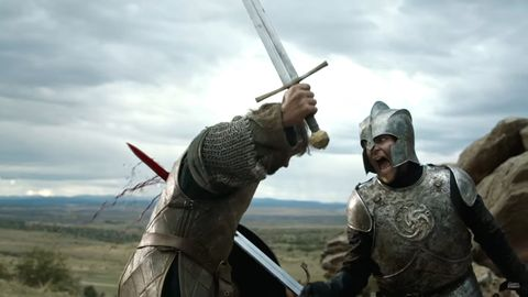 Armour, Knight, Fictional character, Viking, Costume, Shield, Sword, Breastplate, Action film, Battle gaming,