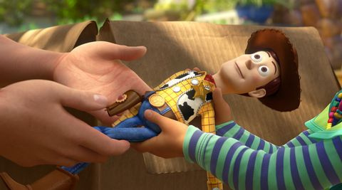 Finger, Hand, Toy, Nail, Thumb, Wrist, Animation, Figurine, Gesture, Fictional character,
