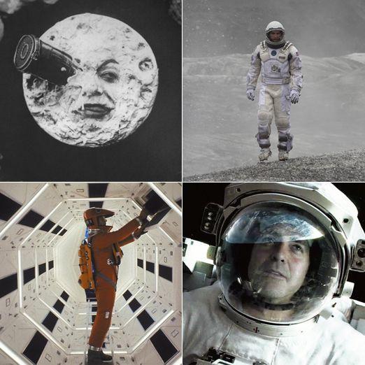 Las mejores películas de ciencia ficción en el espacio