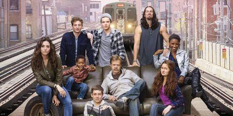 Face, Leg, People, Automotive tire, Trousers, Social group, Jeans, Sitting, Denim, Jacket,
