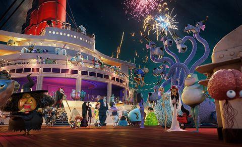 Amusement park, Walt disney world, Recreation, Lighting, Fun, World, Event, Vacation, Cruise ship, Fête,