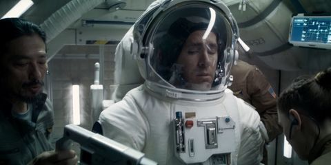 Astronaut, Aerospace engineering, Helmet, Space,