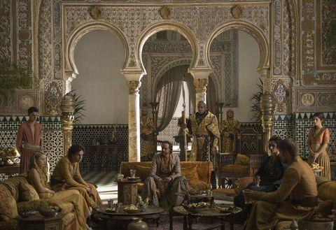 Las localizaciones de la séptima temporada de 'Juego de Tronos' en España