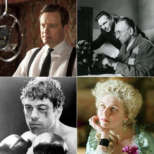 Los 100 mejores biopics de la historia