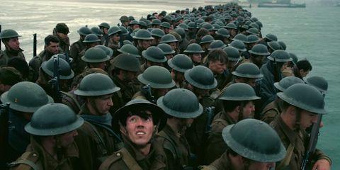 Soldier, People, Green, Social group, Helmet, Uniform, Pattern, Team, Military uniform, Military,