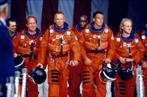 Sports uniform, Team, Uniform, Jersey, Astronaut, Crew, Space, Sports jersey, Curtain,