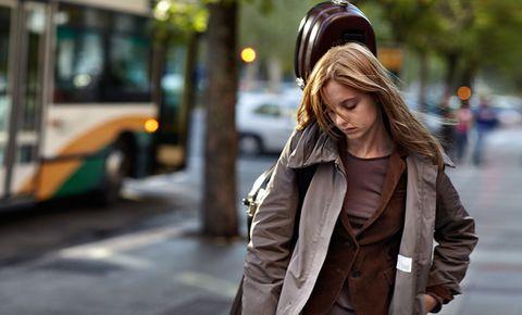 Street fashion, Photograph, Clothing, Beanie, Fashion, Snapshot, Beauty, Outerwear, Coat, Jacket,