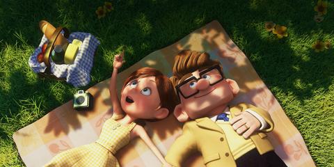 Animation, Animated cartoon, Fictional character, Fiction, Gesture,