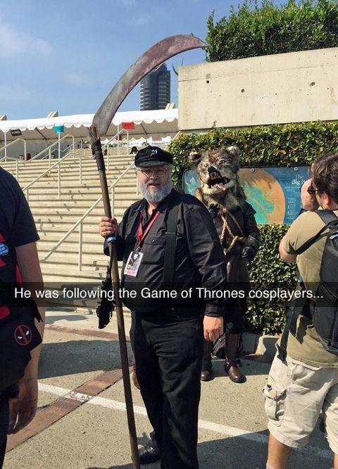 Los mejores cosplays de 'Juego de Tronos' de la Comic-Con