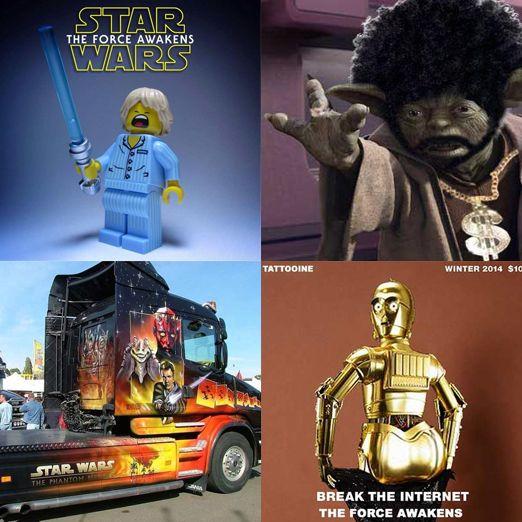 Los mejores memes de 'Star Wars VII'