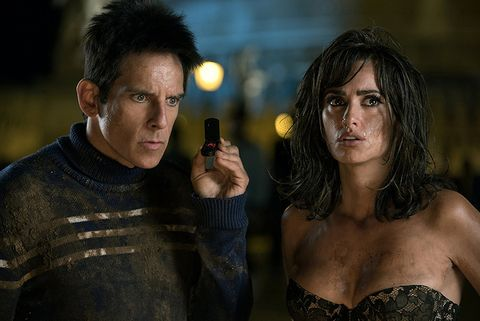 Black hair, Fictional character, Acting, Makeover, Strapless dress, Action film, Step cutting,