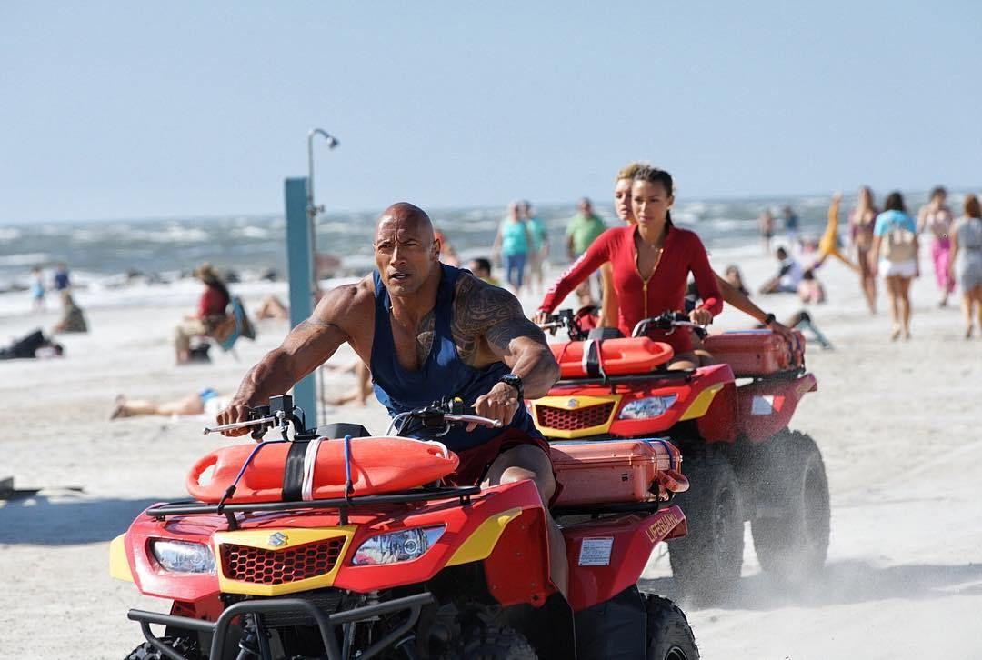 Bso los vigilantes de la playa baywatch