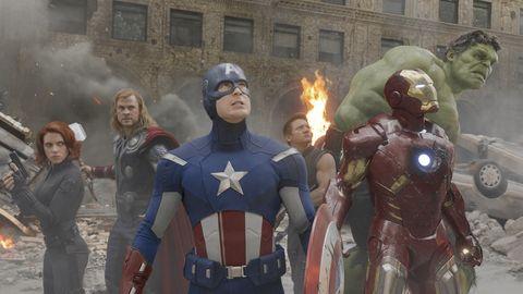 El Universo Cinematográfico Marvel ordenado según IMDb
