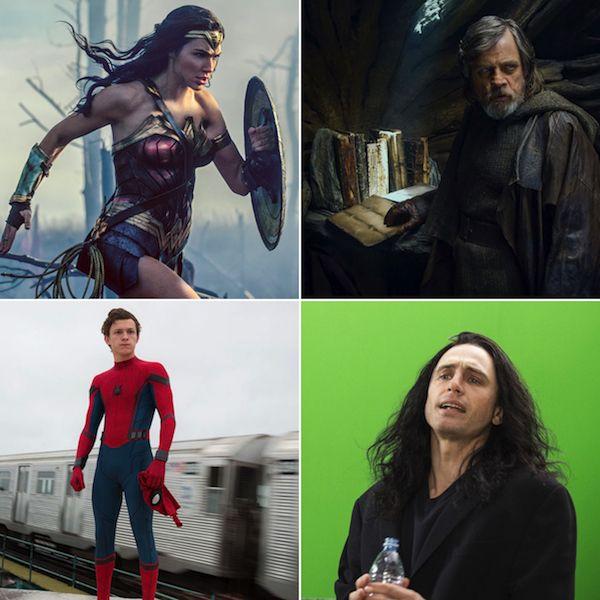 Las 25 películas mejor criticadas de 2017 según Rotten Tomatoes