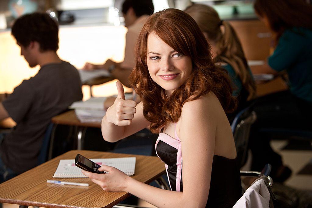 'Rumores y mentiras' tendrá un 'spin-off' - Película 2010 Emma Stone