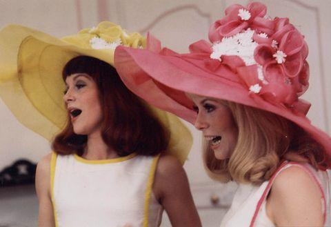 imagen de la pelicula Las señoritas de Rochefort