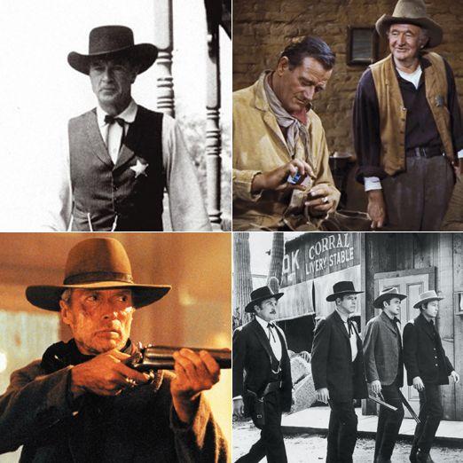 Los 50 westerns esenciales
