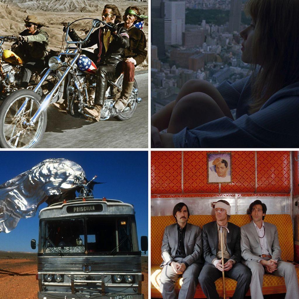 Vacaciones de cine con 20 películas viajeras