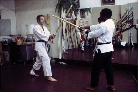 Karate, Japanese martial arts, Martial arts, Individual sports, Contact sport, Tang soo do, Okinawan kobudō, Sports, Kung fu, Combat sport,