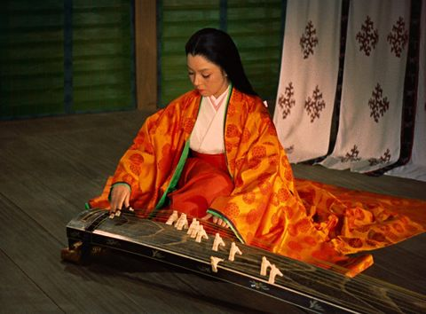Koto, Đàn tranh, Geomungo, Traditional korean musical instruments, Traditional japanese musical instruments, Guzheng, Musical instrument, Gayageum, Ajaeng, Folk instrument,