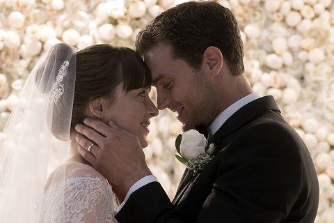 Photograph, Bride, Wedding dress, Romance, Gown, Ceremony, Wedding, Bridal clothing, Dress, Marriage,