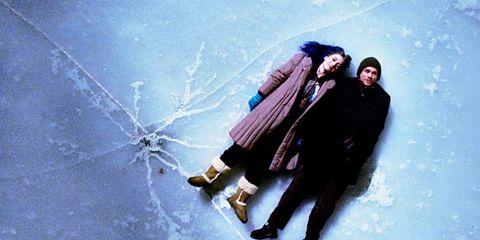 Blue, Sky, Water, Winter, Love, Photography, Snow, Cloud, Romance, Ice,