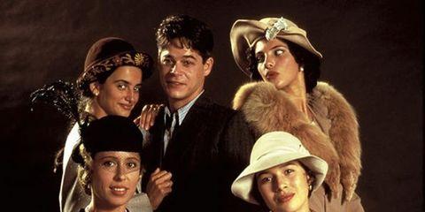 Face, Hat, Fashion accessory, Headgear, Sun hat, Costume accessory, Fashion, Costume hat, Fur, Fedora,