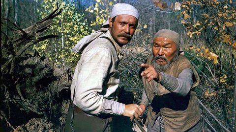 dersu uzala akira kurosawa, 1975