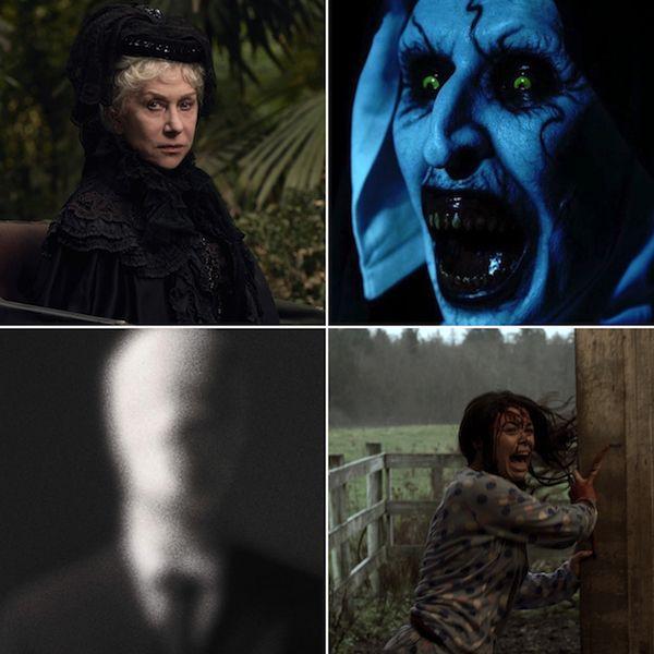 20 Películas De Terror Para Ver En 2018 Películas De Miedo Para