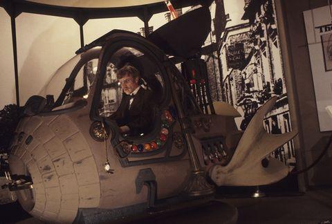 Aerospace engineering, Vehicle, Space,