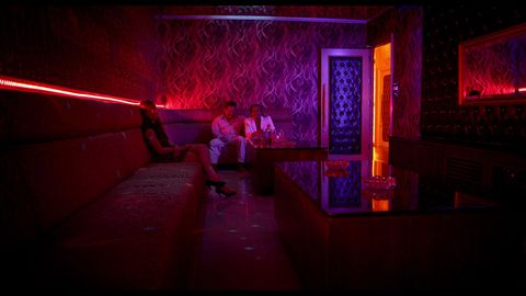 Light, Purple, Magenta, Room, Photography,