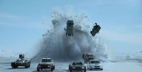 Vehicle, Mode of transport, Car, Smoke, Winter storm, Road, Compact car, Snow, Winter, Storm,