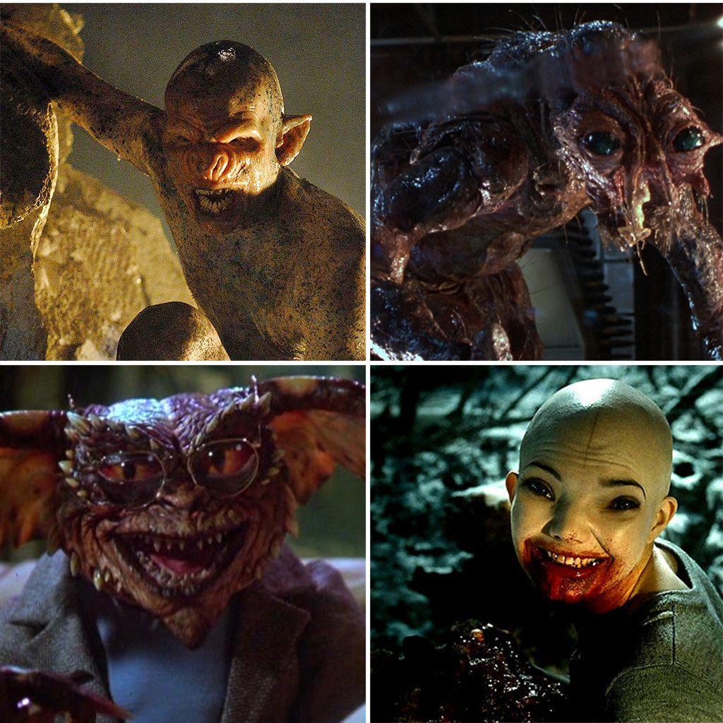 ¿Reconoces a los monstruos del celuloide?
