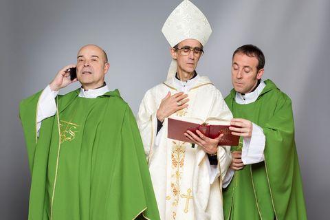 Green, Priesthood, Clergy, Bishop, Vestment, Tradition, Bishop, Presbyter, Cope, Ritual,