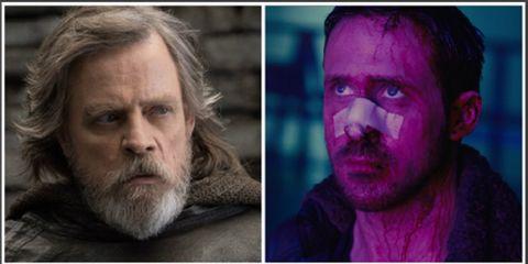 Human, Adaptation, Fictional character, Facial hair, Photo caption, Beard,