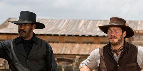 Hat, Facial hair, Dress shirt, Headgear, Sun hat, Rural area, Cowboy hat, Belt, Fedora, Ranch,