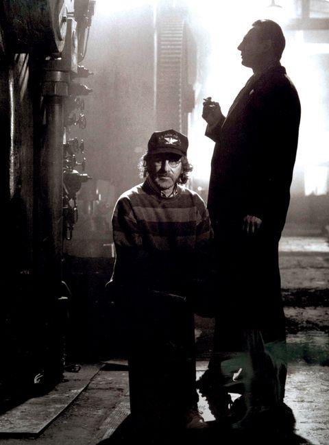 Human body, Standing, Backlighting, Shadow, Fog,