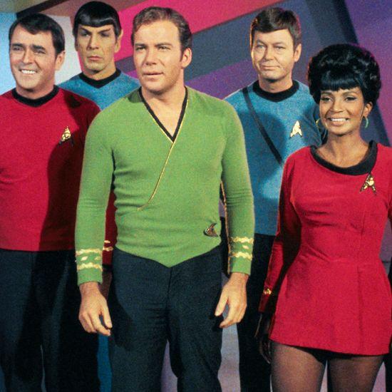 'Star Trek', un viaje estelar