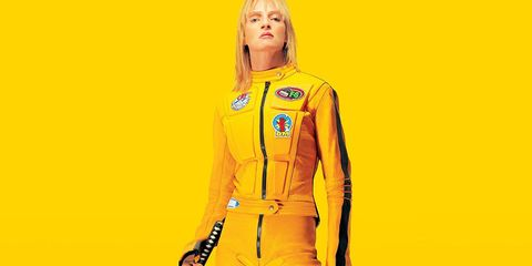 Yellow, Outerwear, Jacket, Latex clothing,