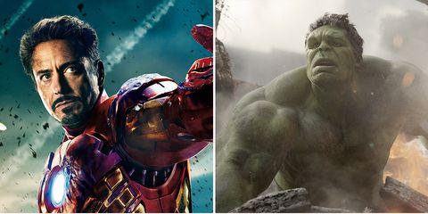 Head, Fictional character, Collage, Hero, Action film, Movie, Superhero, Hulk, Barechested, Bodybuilder,