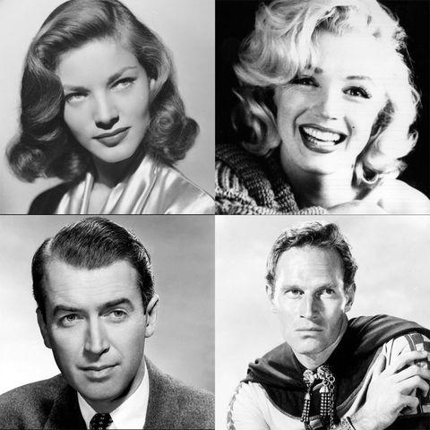 Trivial: ¿Conoces a las viejas estrellas de Hollywood?