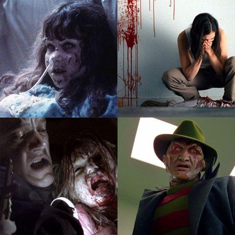 Trivial: ¿Reconocerías 50 películas de terror por un fotograma?
