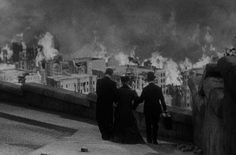 Smoke, Pollution, Monochrome, History,