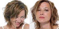 Hair, Nose, Lip, Cheek, Brown, Hairstyle, Fun, Skin, Chin, Forehead,