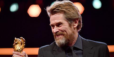 Facial hair, Human, Beard, Event, Singer, Award, Performance,