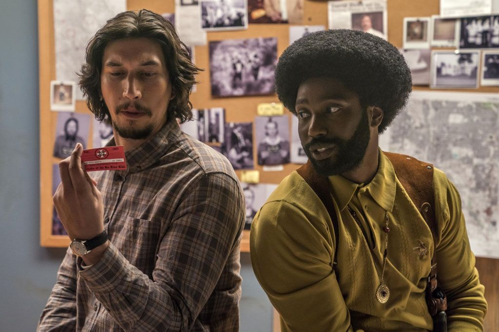 'BlacKkKlansman', de Spike Lee: Make America Great Again