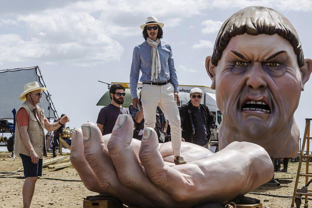'El hombre que mató a Don Quijote', de Terry Gilliam: Miedo y asco en La Mancha
