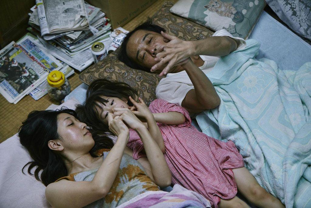 'Shoplifters', de Hirokazu Kore-Eda: Nuevos lazos familiares