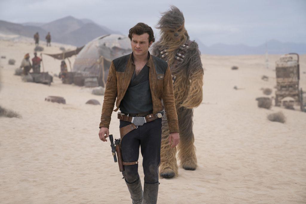 'Han Solo: Una historia de Star Wars': Cuando Han Solo encontró a Chewie