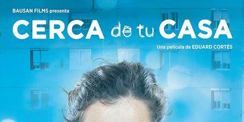 Hairstyle, Chin, Eyebrow, Eyelash, Poster, Advertising, Movie, Publication, Graphic design, Magazine,